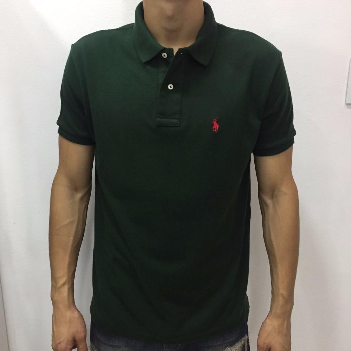 0dab5162db6a3 kit 7 camiseta polo ralph lauren original atacado promoção. Carregando zoom.