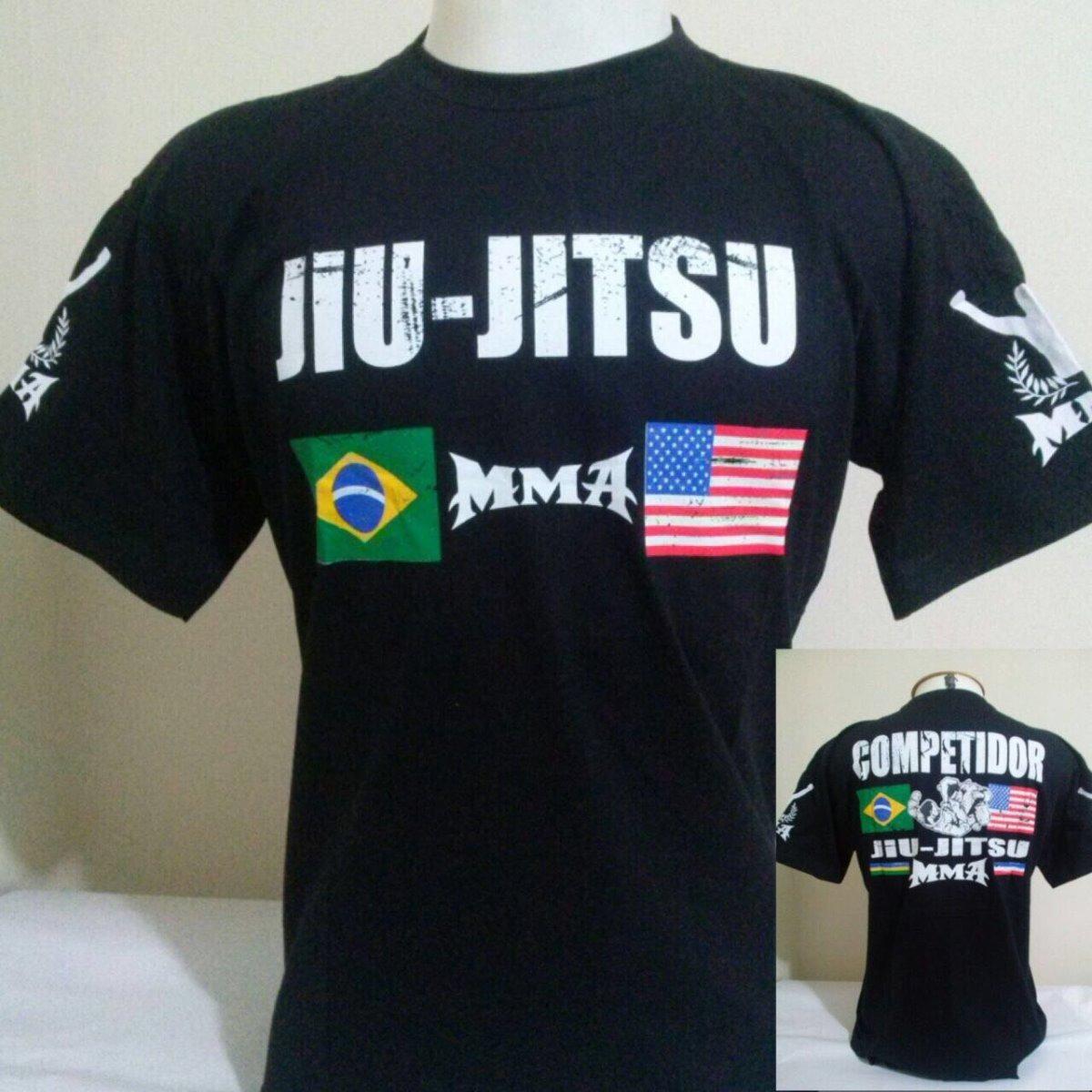 ddf78fc122b35 Kit 7 Camiseta Ufc Mma Venum Jiu Jitsu Petrorian Muay Thai - R  185 ...