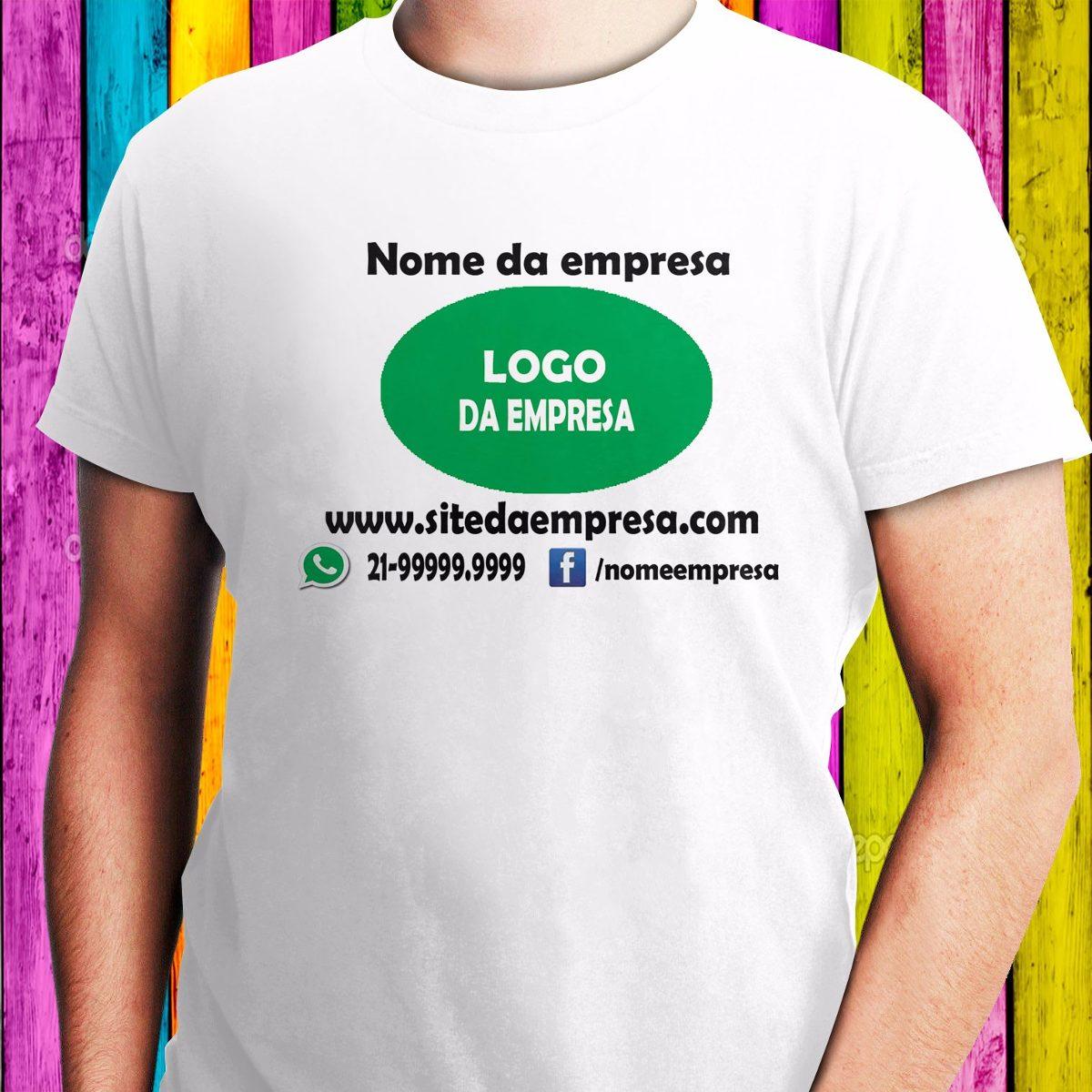 kit 7 camisetas saudades desaparecido negócios empresa geral. Carregando  zoom. fad4d403b810e