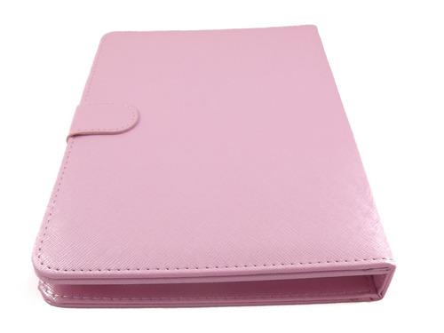 kit 7 en 1 teclado estuche y mas tablet 8 pulgadas  rosa