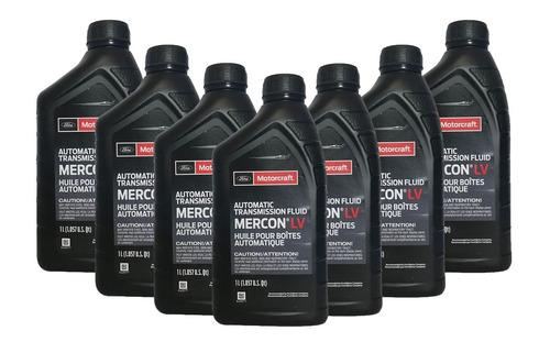 kit 7 litros oleo de cambio automático ford mercon lv