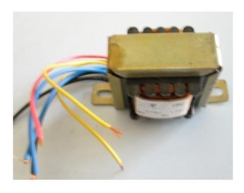 kit 7 transformadores 9v 500ma 110v/220v  pimc transformador