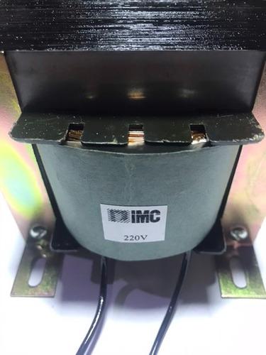 kit 7 transformadores entrada 220v saídas 0 -12v 0 - 24v 110