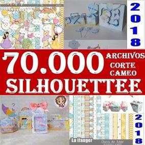 Cameo Silhouette Corte Letras Cajas 70 000 Kit Scrapbook m0NvwnOy8