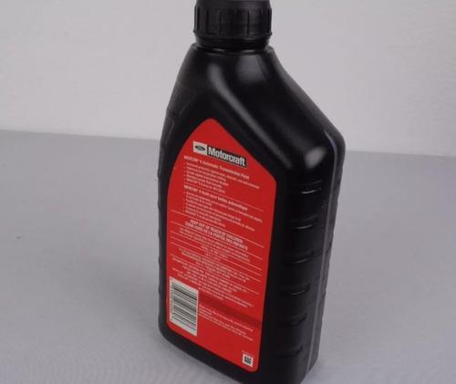 kit 7l de óleo da transmissão mercon v focus/ranger/ecosport