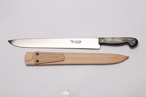 kit 7pçs facas 5,7 8,9 inox 9,18 carb cb tatu,cart,chfr,0sso