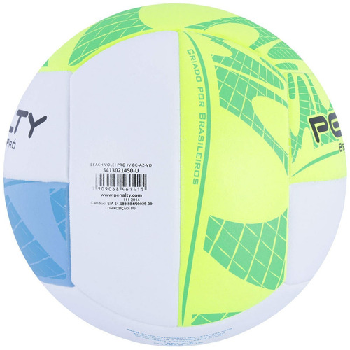 kit 8 bolas vôlei de praia beach volley penalty frete grátis