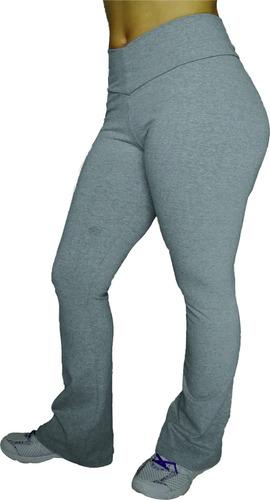 kit 8 calças bailarina cotton