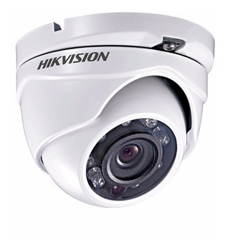 kit 8 camaras de seguridad hikvision turbo full hd 1080p