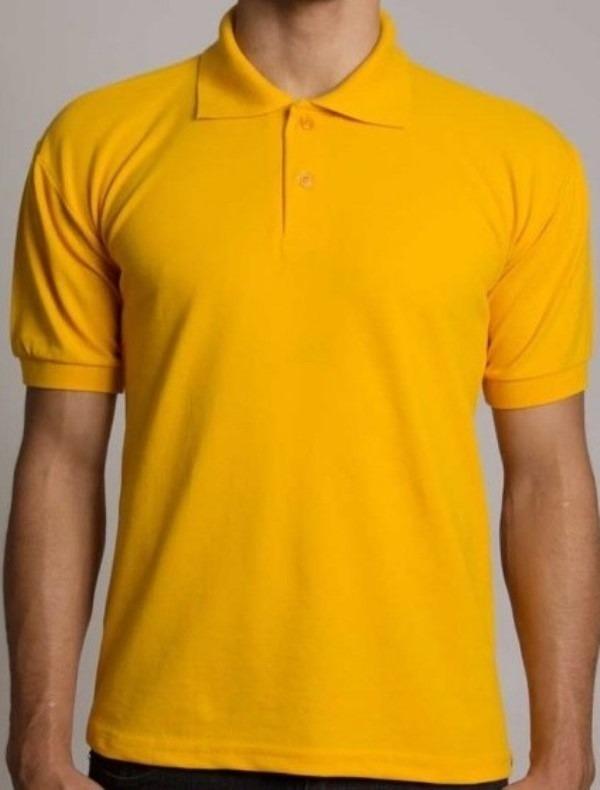 Kit 8 Camisa Pólo Piquet Masculina Marcas Casual Uniforme - R  239 ... 2b520672e1f5b
