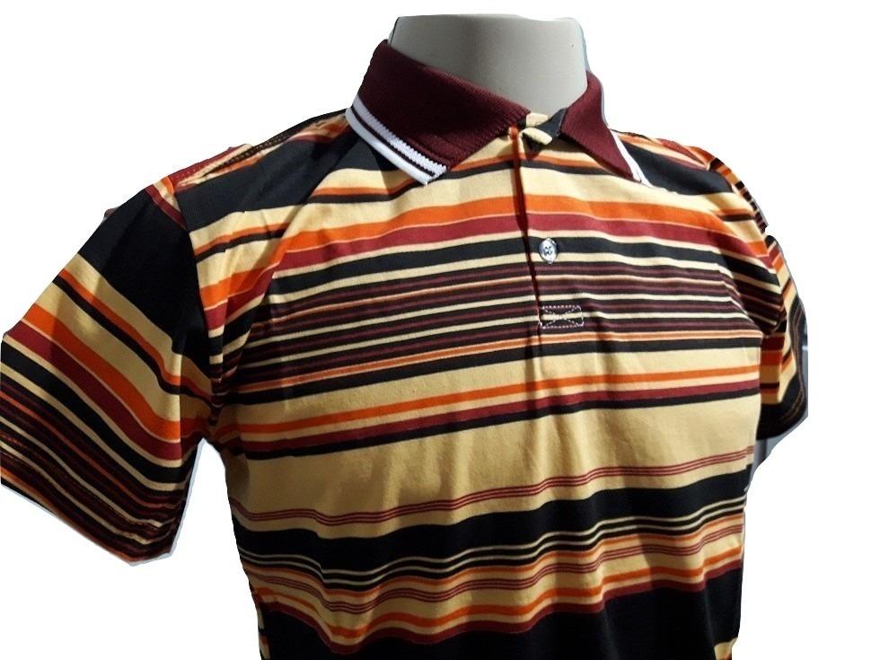 8a7cb98cf9 kit 8 camisas pólo masculinas camisetas atacado revenda atac. Carregando  zoom.