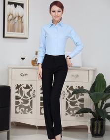 a57967a3c3 Camisa+feminina+social Tamanho 8 Feminino - Camisa Formal Longa com o  Melhores Preços no Mercado Livre Brasil