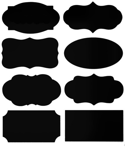 kit 8 canetas coloridas giz liquido etiquetas quadro negro