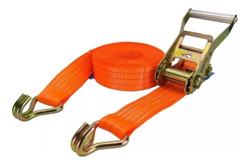 kit 8 catraca + 8 cinta amarração 3 ton 9 metros rabicho j