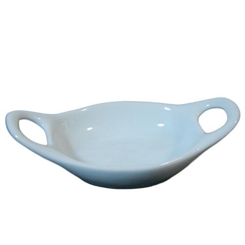 kit 8 cestinho para buffet em porcelana 12cm 35 ml - ref 278