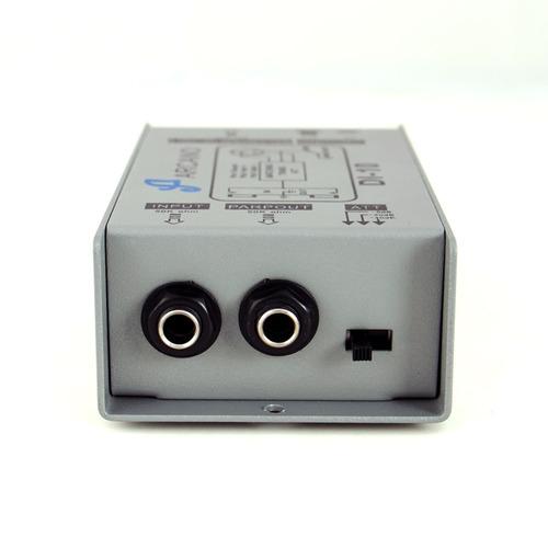 kit 8 direct box passivo arcano di-10 melhor custo beneficio