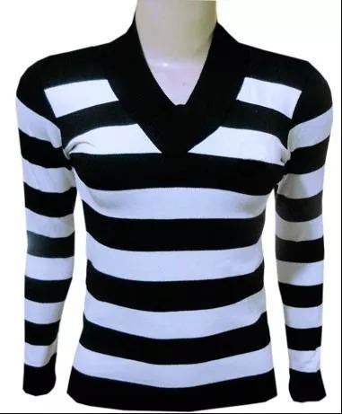 0dc258ff6 Kit 9 Blusa De Frio Feminina Casaco Cardigan Suéter Lã Trico - R ...