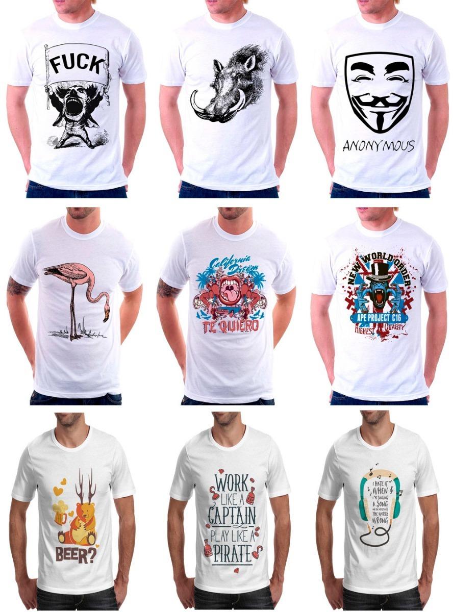 b03b96dc9cbbe kit 9 camisetas masculinas alternativa frete grátis e brinde. Carregando  zoom.