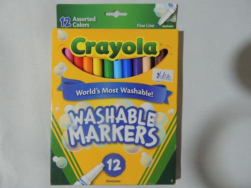 kit 9 crayola 8 jg canetinhas,lapis  tudo junto vale a pena