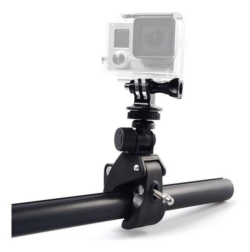 kit accesorios cámara acción