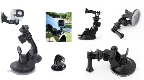 kit accesorios completo buena calidad para sjcam y gopro