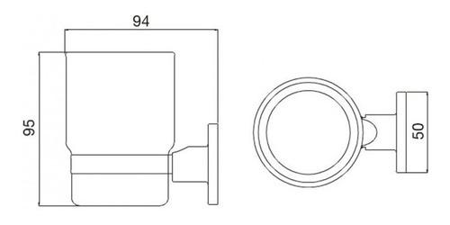 kit accesorios de baño 5 piezas arizona fv  179.05/b1