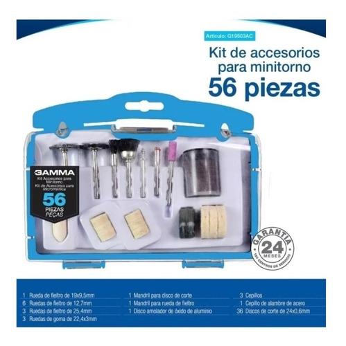 kit accesorios minitorno