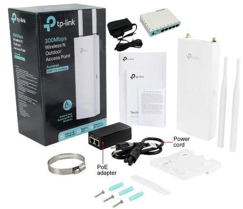 kit access point 200 metros 360 grados vende internet fichas