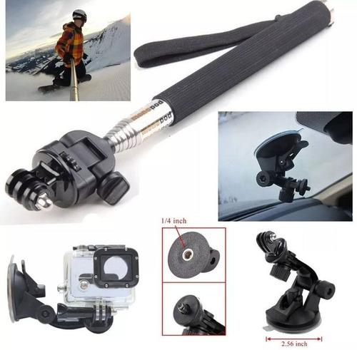 kit acessórios action câmera