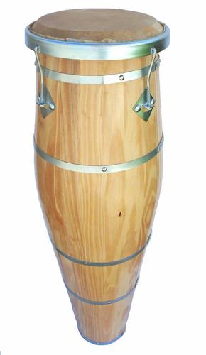 kit acessórios atabaques aro 29cm 4 furos e esticadores
