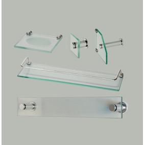 0ce123218c554 Saboneteira De Vidro Canto - Acessórios para Banheiros no Mercado Livre  Brasil