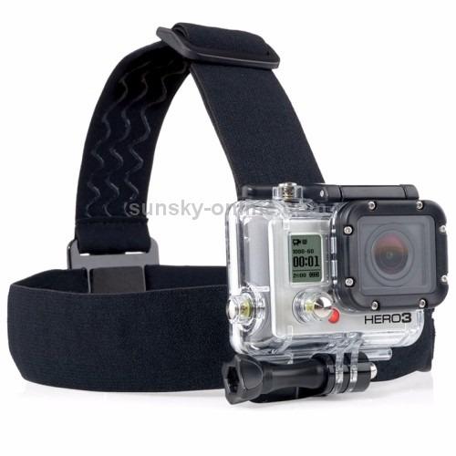 kit acessórios câmera go pro 2 3 3+ 4 hd go pro 17 em 1 novo