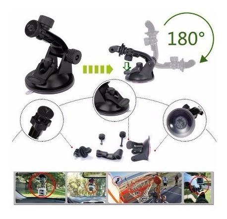 kit acessórios câmeras