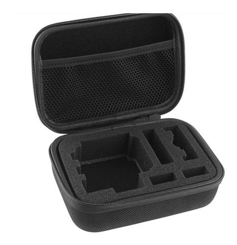 kit acessórios gopro hero 5 6 7 black bateria caixa estanque