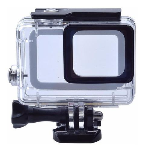 kit acessórios gopro hero 5 6 7 black caixa estanque bateria
