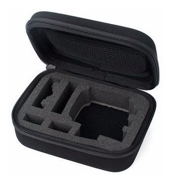 kit acessórios gopro hero 5 6 black 2 bateria caixa estanque