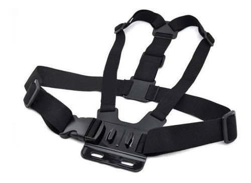 kit acessorios gopro hero 7 black session bastão peito tripe