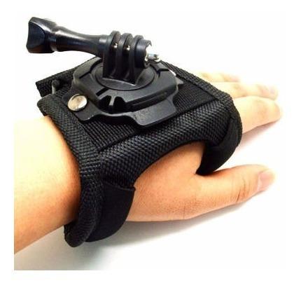 kit acessórios p gopro hero 5 6 7 black pronta entrega