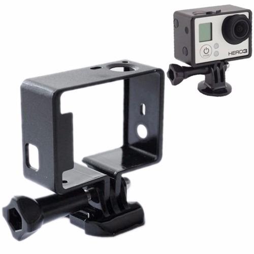 kit acessórios para câmera hero 2/3/3+/4 go pro 7 em 1 novo