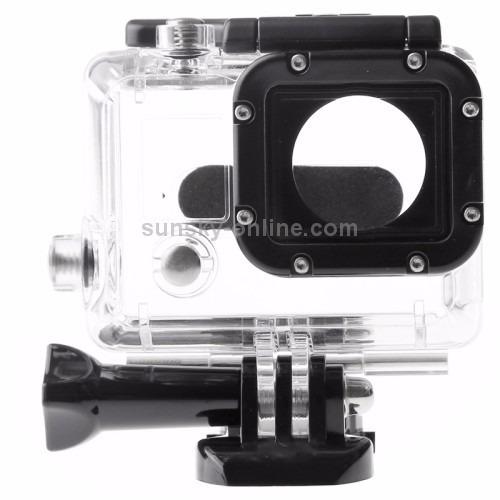 kit acessórios p/câmera hero hd 2 3 3+ 4 go pro 4 em 1 gopro