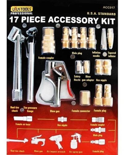 kit acople para manguera compresor aire