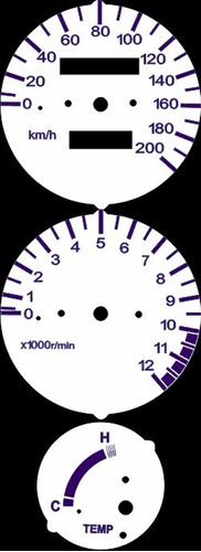 kit acrilico p/ painel - cod419v200 - rd350 r