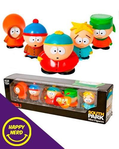 0ec3526e88 Kit Action Figure 5 Personagens South Park - R$ 74,90 em Mercado Livre