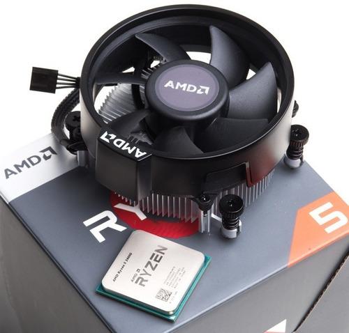 kit actualizacion pc | amd ryzen 5 2400g + b450 + 16gb fury