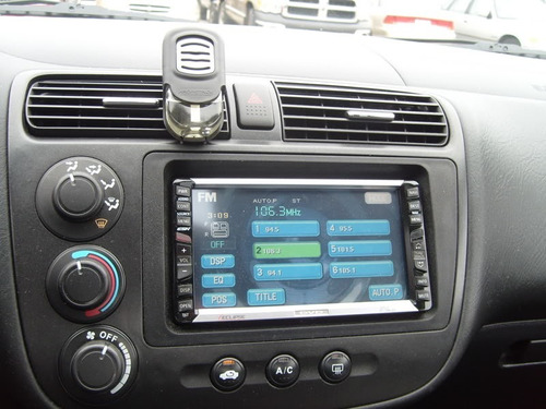 kit adaptación radio dash honda civic (01-05)