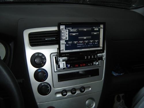 kit adaptación radio dash honda civic si (02-05)