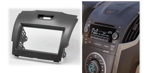 kit adaptación radio dash isuzu dmax (12 - up)