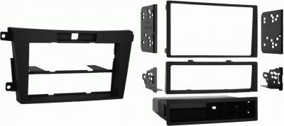 kit adaptación radio dash mazda cx7 (07 - 09)