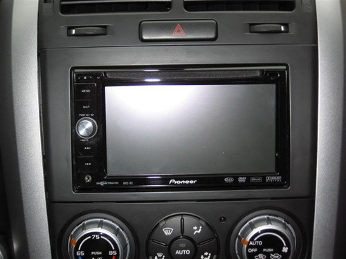kit adaptación radio dash suzuki grand vitara (06 - 11)