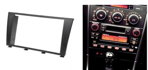 kit adaptación radio dash toyota altezza - lexus is (98-05)